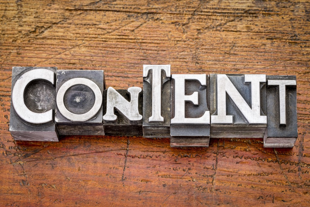 Content Footprint